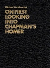 'On First Looking Into Chapman's Homer' by Michael Parekowhai