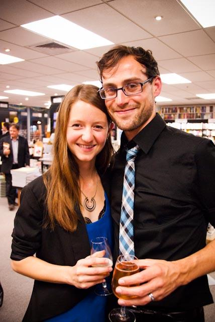 Will and Jenn Dewey. © M Starosta