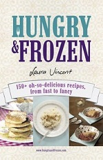 BOOK LAUNCH: Hungry & Frozen by Laura Vincent