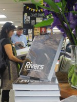 Launch Update: Rivers: New Zealand's Shared Legacy by David & Aliscia Young.