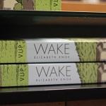 Launch Update: Wake by Elizabeth Knox