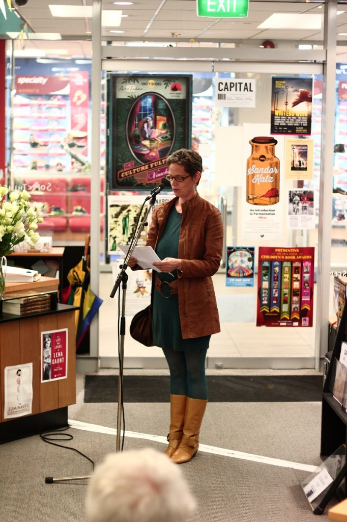 Random House NZ fiction publisher Harriet Allan