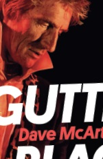 Lunchtime Event: Gutter Black by Dave McArtney