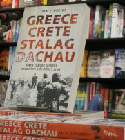 Update: Greece Crete Stalag Dachau by Jack Elworthy
