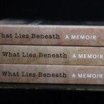 Update: What Lies Beneath by Elspeth Sandys