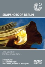 Update: Snapshots of Berlin by John Davidson & Matthias Seidenstücker