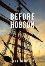 LAUNCH | Before Hobson by Tony Simpson | Thursday 5th March 6pm | Unity Books Wellington