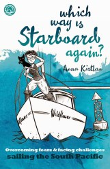 Lunchtime Event | Which Way Is Starboard Again? by Anna Kirtlan | Wednesday 15th April 12-12.45 | Unity Books Wellington