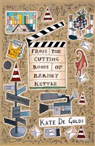 Launch | From the Cutting Room of Barney Kettle by Kate De Goldi | Thursday 24 September 6-7.30pm