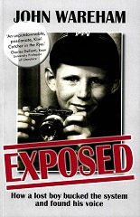 Launch | Exposed by John Wareham | Thursday 26 November 6pm