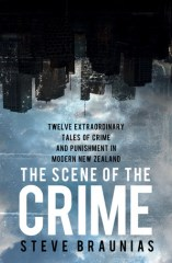 Lunchtime Event | The Scene of the Crime by Steve Braunias | Wednesday 18th November 12-12.45pm