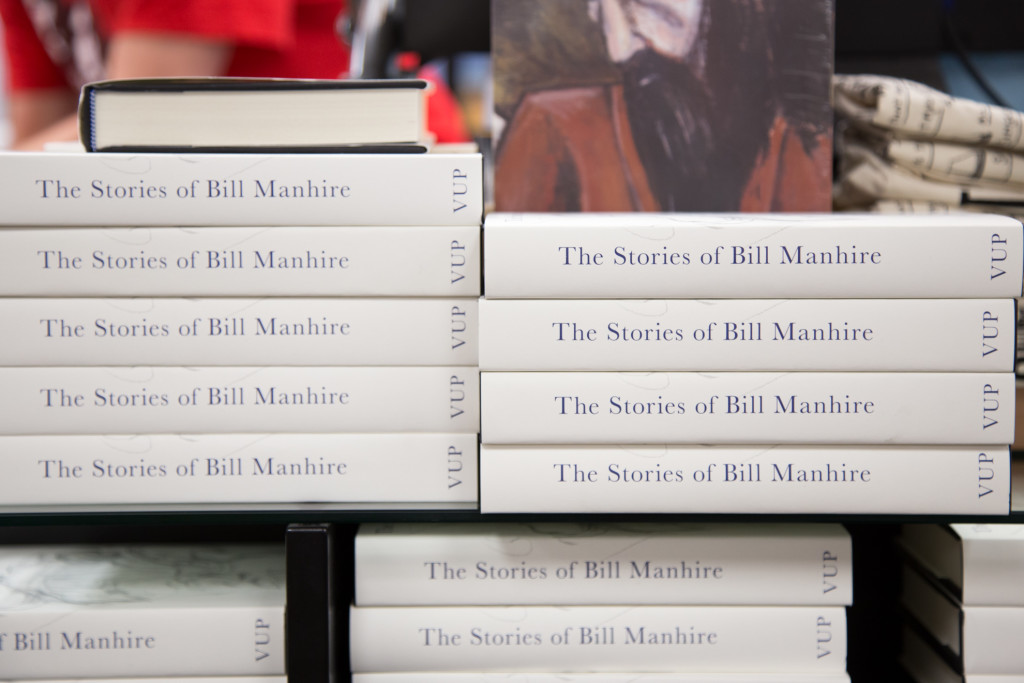The Stories of Bill Manhire