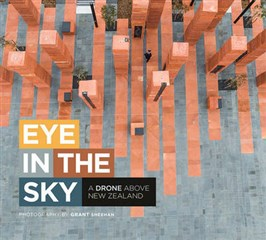 Launch | Eye in the Sky by Grant Sheehan | Thursday 3rd December 6pm