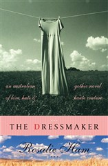 Lunchtime Event | Rosalie Ham author of The Dressmaker | Tuesday 8th March 12-12.45pm