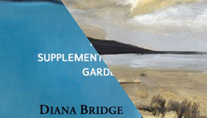 Launch | In the Supplementary Garden by Diana Bridge & Walking to Pencarrow by Michael Jackson | Wednesday 18 May 6pm