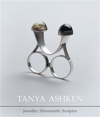 Launch | Tanya Ashken: Jeweller, Silversmith, Sculptor | Thursday 16th June 6pm