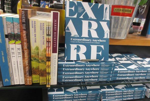 AFTERGLOW: Extraordinary Anywhere – edited by Ingrid Horrocks & Cherie Lacey