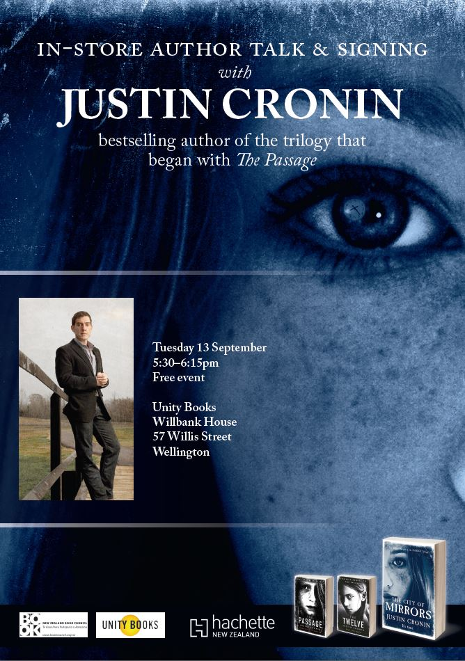 the summer guest cronin justin