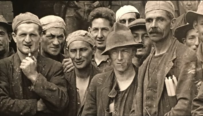 AFTERGLOW: Through the Eyes of a Miner: The Photography of Joseph Divis