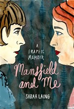 AFTERGLOW: Mansfield & Me by Sarah Laing