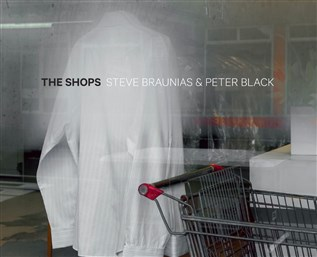 Launch | The Shops by Steve Braunias & Peter Black | Monday 14th November 6-7:30pm | In-store at Unity Books