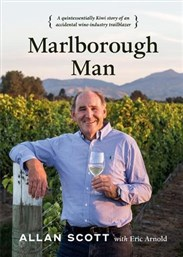 Lunchtime Event | Allan Scott author of Marlborough Man | Friday 11th November 12-12:45pm | In-store at Unity Books