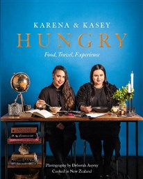 Author Signing | Karena & Kasey authors of Hungry | Tuesday 29th November 10:30am-11am | In-store at Unity Books
