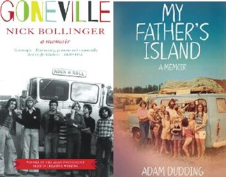 Author Event | Nick Bollinger & Adam Dudding in Conversation | Monday 3rd April 12-12:45pm | In-store at Unity