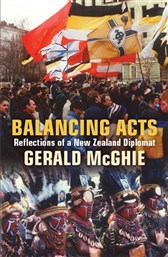 Launch | Balancing Acts by Gerald McGhie | Wednesday 24th May 6-7:30pm | In-store at Unity