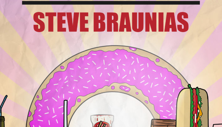 AFTERGLOW: Steve Braunias – The Man Who Ate Lincoln Road (Luncheon Sausage Books)