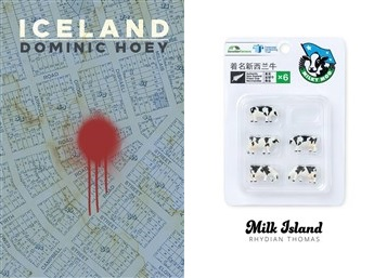 AFTERGLOW: Iceland & Milk Island – Dominic Hoey & Rhydian Thomas in conversation
