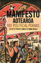 Event | Manifesto Aotearoa Poetry – National Poetry Day | Friday 25th August 12-1pm