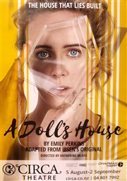 Event | A Live Rehearsal of A Doll's House by Emily Perkins | Friday 28th July, 6pm | In-store at Unity Books Wellington