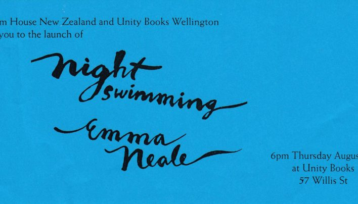 Emma Neale Launch, 20th August 1998