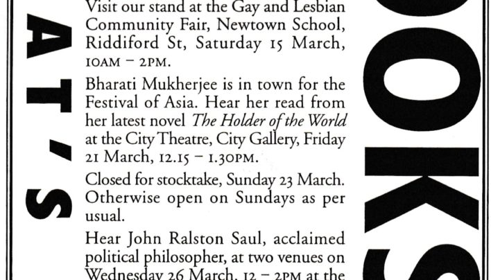 Newsletter, 1997