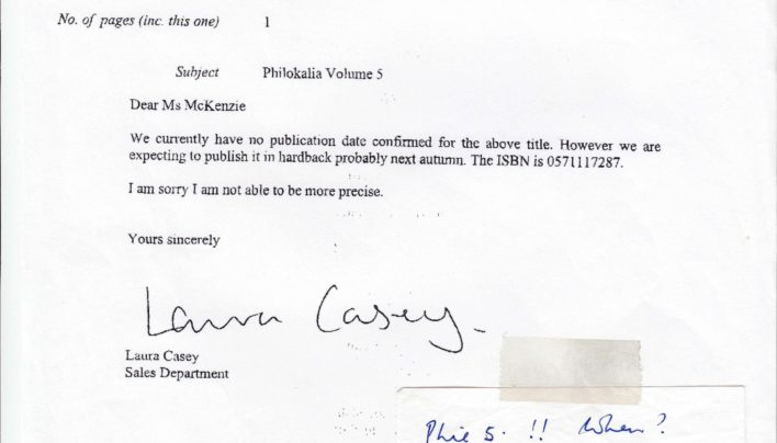 Philokalia publication date query, 29th September 1998