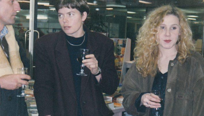 Steve Hemmens Jenny Bornholdt & Anna Wrightson-Walsh, 1995