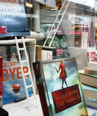 Writers and Readers Week Window, 18 February 2010