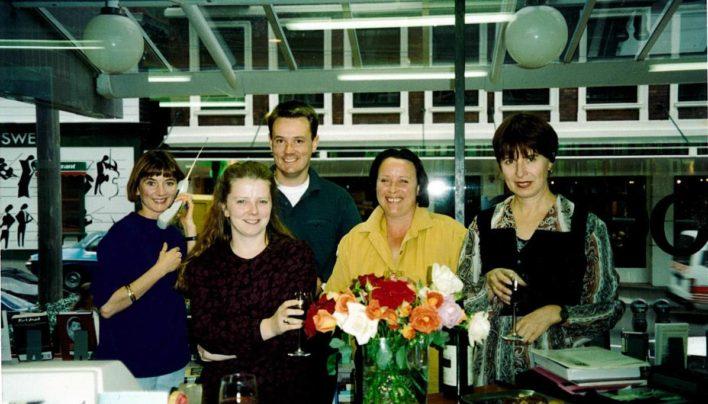Perrett's Corner crew, 1995