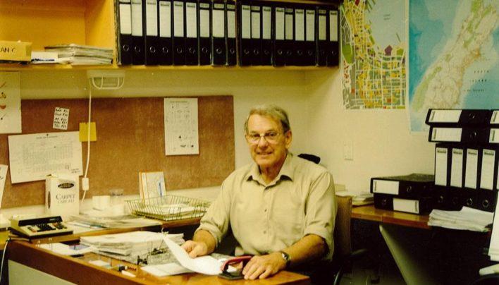 Alan Preston in 2001