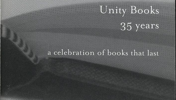 Unity Books turns 35, September 2002