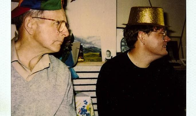 The Two Alans, Christmas 2003