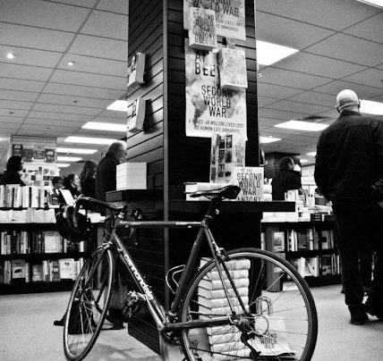 History Bike, 21st July 2012
