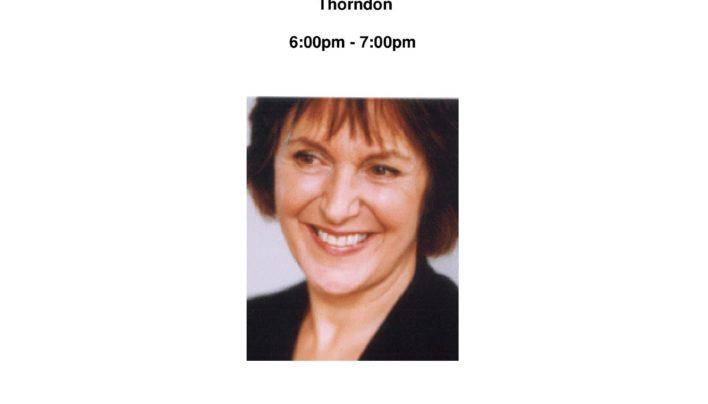 Marina Lewycka event, 13th February 2007