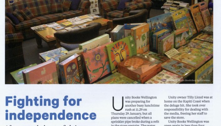"""Fighting for Independence"" article, Retail Magazine, April-May 2015"