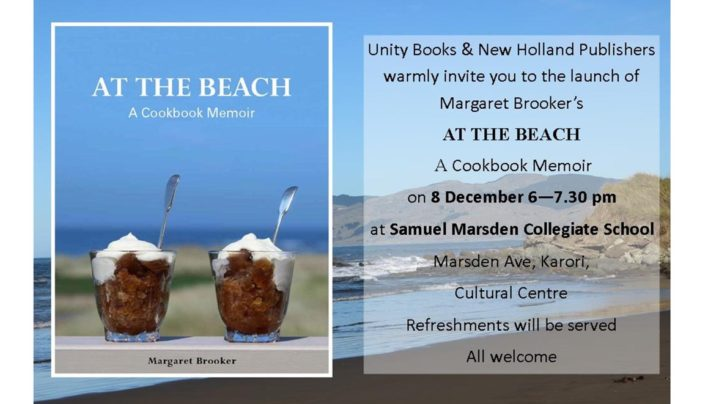 At The Beach Launch, 8th December 2016