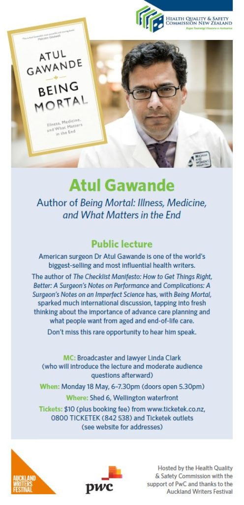 atul guwande essay Analysis of better by atul gawande essays: over 180,000 analysis of better by atul gawande essays, analysis of better by atul gawande term papers, analysis of better by atul gawande research paper, book reports 184 990 essays, term and research papers available for unlimited access.