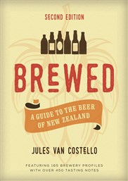 Lunchtime Event | Author talk & beer tasting with Jules van Costello | Monday 18th September 12-12:45pm | In-store at Unity Books Wellington