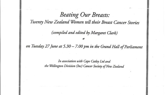 Cape Catley invitation, 27th June 2000