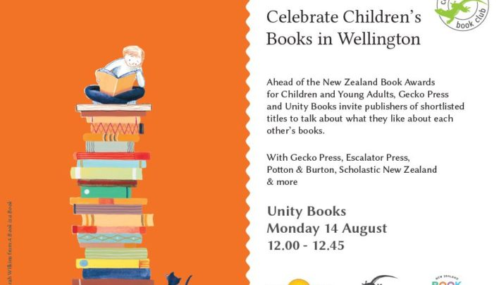 AFTERGLOW: Celebrate Children's Books in Wellington: NZ Children's Book Awards